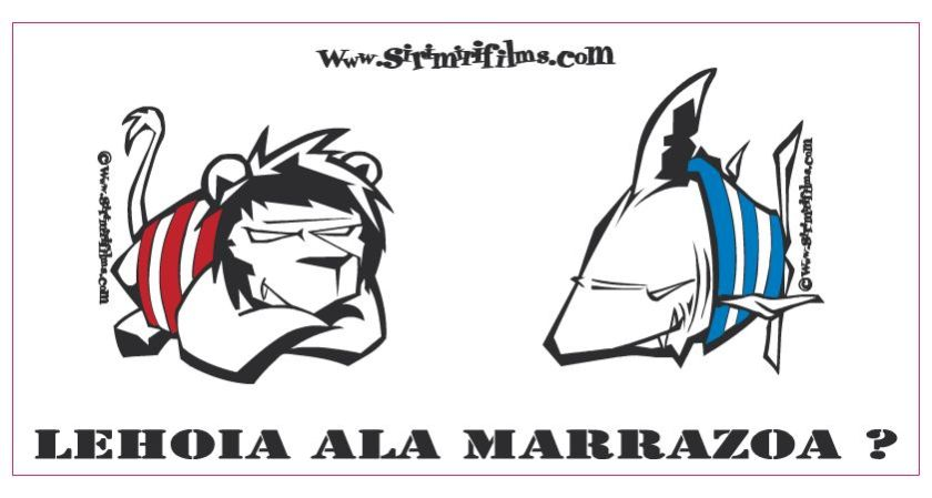LEHOIA-ala-MARRAZOA