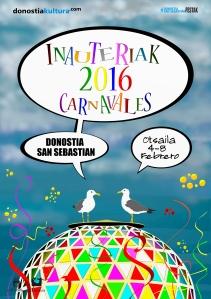 Inauteriak 2016 Carnavales