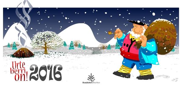 2016 EHI Urte Berri On 72