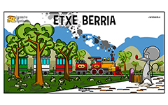 kdp Port Etxe berria 150